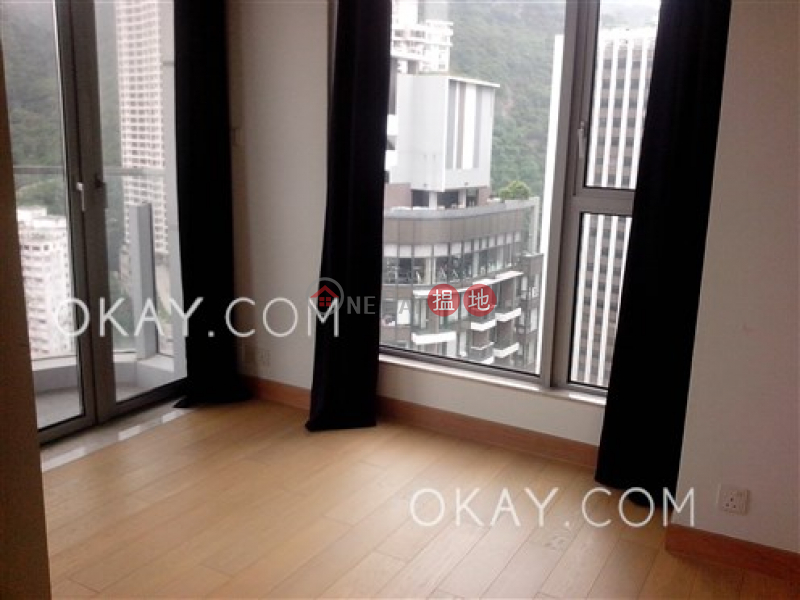 HK$ 30,000/ 月-壹環灣仔區-1房1廁,極高層,可養寵物,連租約發售《壹環出租單位》