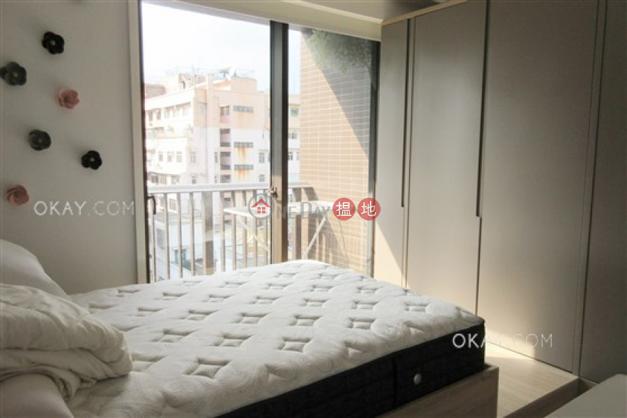 Elegant 1 bedroom with balcony | Rental, yoo Residence yoo Residence Rental Listings | Wan Chai District (OKAY-R304750)