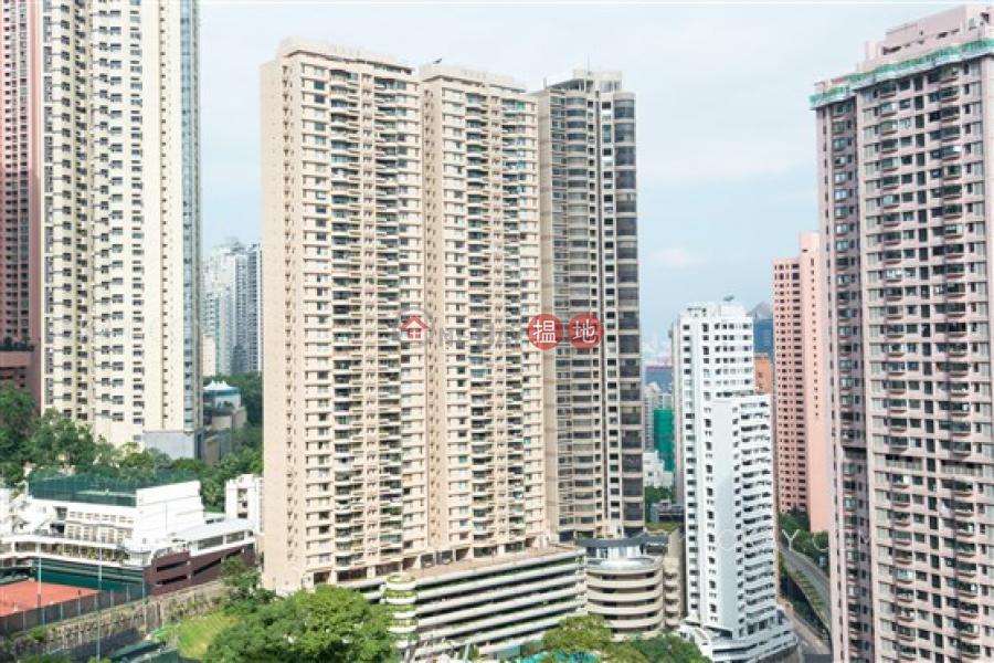 Efficient 4 bedroom with balcony & parking   Rental   Garden Terrace 花園台 Rental Listings