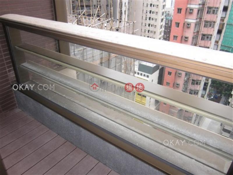 2房1廁,露台CASTLE ONE BY V出租單位1衛城道 | 西區-香港出租HK$ 41,000/ 月