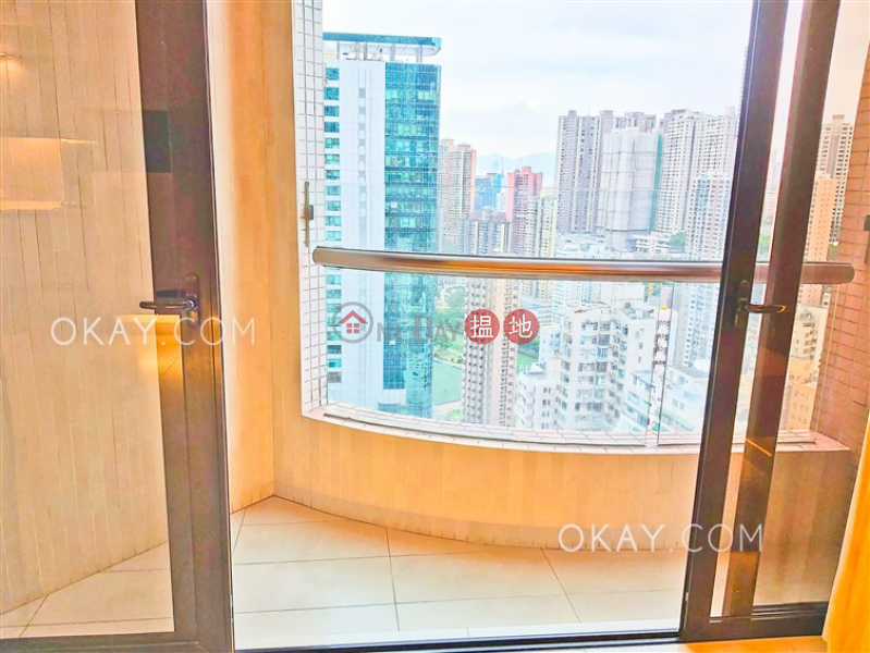 Rare 3 bedroom on high floor with balcony & parking | Rental | Celeste Court 蔚雲閣 Rental Listings
