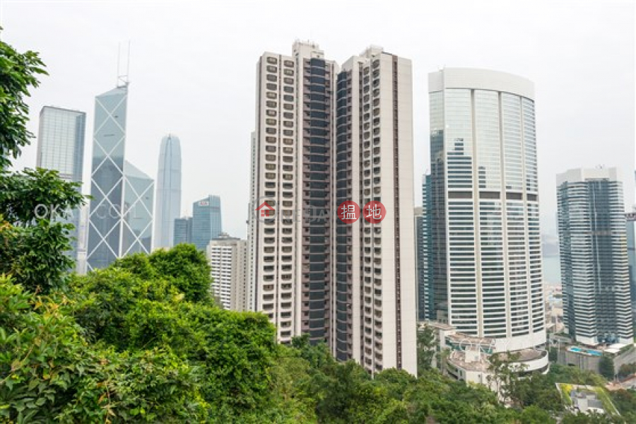 Gorgeous 3 bedroom on high floor with sea views | Rental | Tower 1 Regent On The Park 御花園 1座 Rental Listings