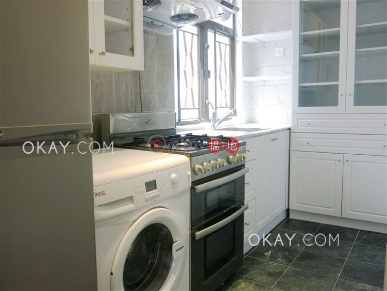 Stylish 3 bed on high floor with harbour views   Rental 119-125 Caine Road   Central District Hong Kong Rental   HK$ 52,000/ month