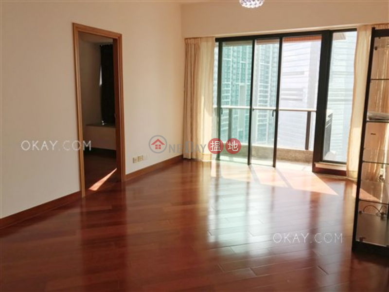HK$ 68,000/ month, The Arch Star Tower (Tower 2),Yau Tsim Mong   Beautiful 4 bed on high floor with balcony & parking   Rental