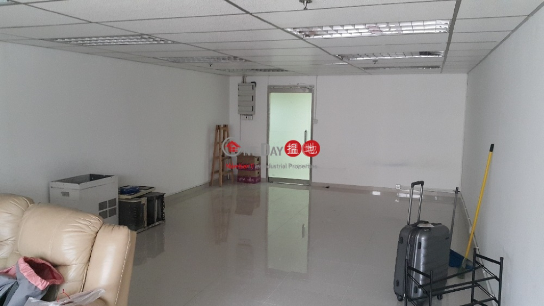 近港鐵, 超實用,有窗有廁|葵青金基工業大廈(Gold King Industrial Building)出租樓盤 (mandi-05142)