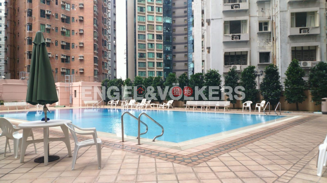 3 Bedroom Family Flat for Rent in Mid Levels West 36 Conduit Road | Western District, Hong Kong | Rental | HK$ 48,000/ month