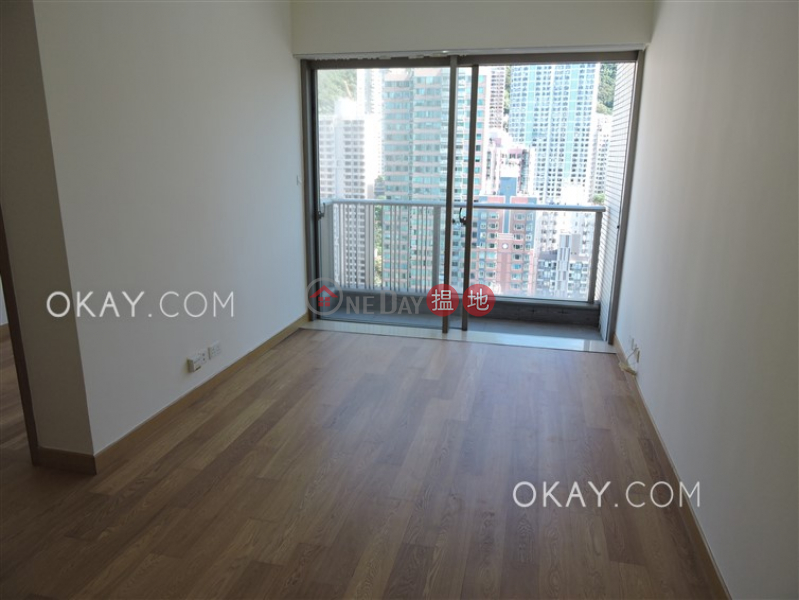 HK$ 35,000/ month | Island Crest Tower 2 | Western District | Lovely 2 bedroom on high floor with balcony | Rental