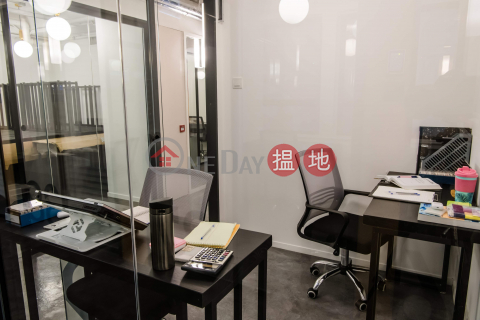 Newly Renovated! Co Work Mau I Private Office (2 pax) $6000 up per month|Eton Tower(Eton Tower)Rental Listings (COWOR-5603588507)_0
