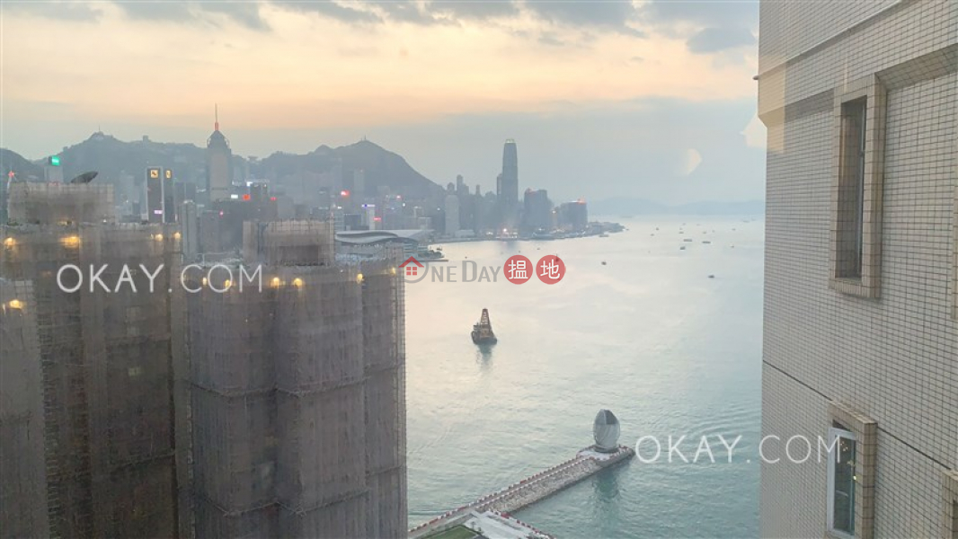 Efficient 2 bedroom on high floor with harbour views   For Sale   Harbour Heights 海峰園 Sales Listings