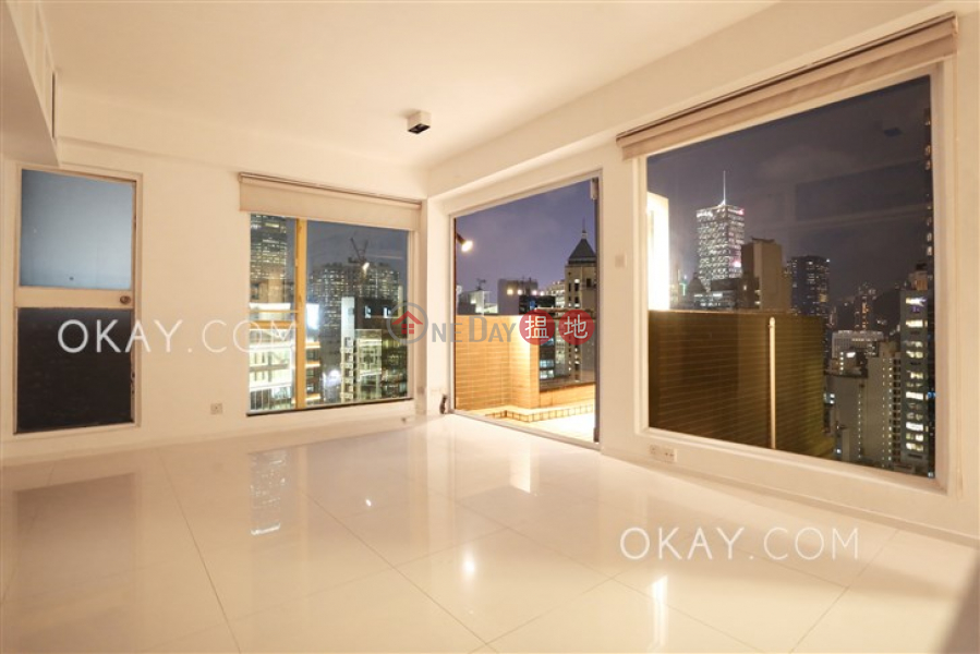 Tasteful 1 bedroom on high floor with terrace | Rental | Villa Serene 兆和軒 Rental Listings