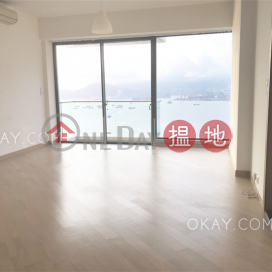 Stylish 3 bed on high floor with sea views & balcony | For Sale|Harbour One(Harbour One)Sales Listings (OKAY-S82210)_0