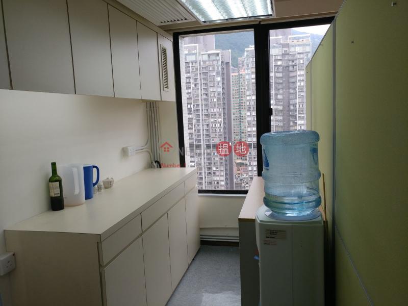 High floor, sea view, Singga Commercial Building 成基商業中心 Rental Listings | Western District (KIN_R-3328460178)