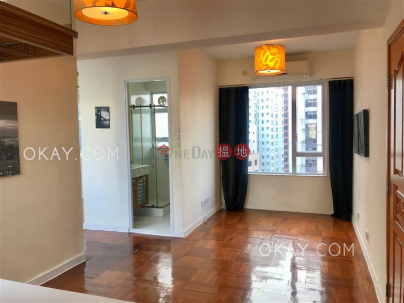 Property Search Hong Kong | OneDay | Residential Rental Listings, Intimate studio on high floor with terrace | Rental