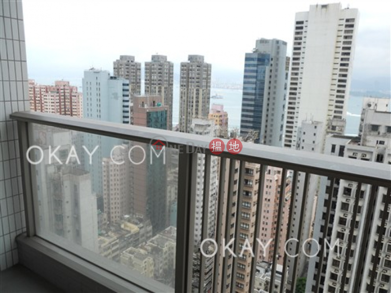 Property Search Hong Kong | OneDay | Residential, Rental Listings, Nicely kept 2 bed on high floor with sea views | Rental