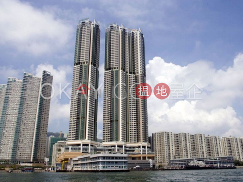 Unique 3 bedroom with harbour views & balcony | Rental|Tower 2 Grand Promenade(Tower 2 Grand Promenade)Rental Listings (OKAY-R141202)_0