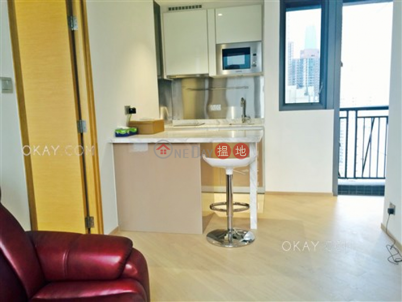 Property Search Hong Kong | OneDay | Residential | Sales Listings Cozy 1 bedroom on high floor with balcony | For Sale