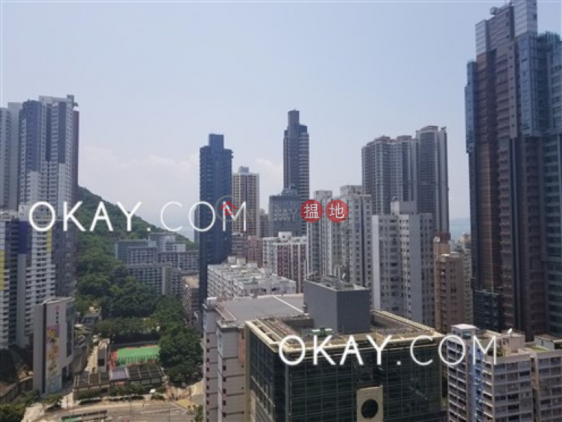 Popular 3 bedroom with parking | Rental, University Heights 翰林軒 Rental Listings | Western District (OKAY-R42718)