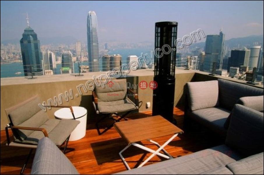 Mid-levels Ctrl Flat for Rent 22 Conduit Road   Central District, Hong Kong, Rental   HK$ 50,000/ month