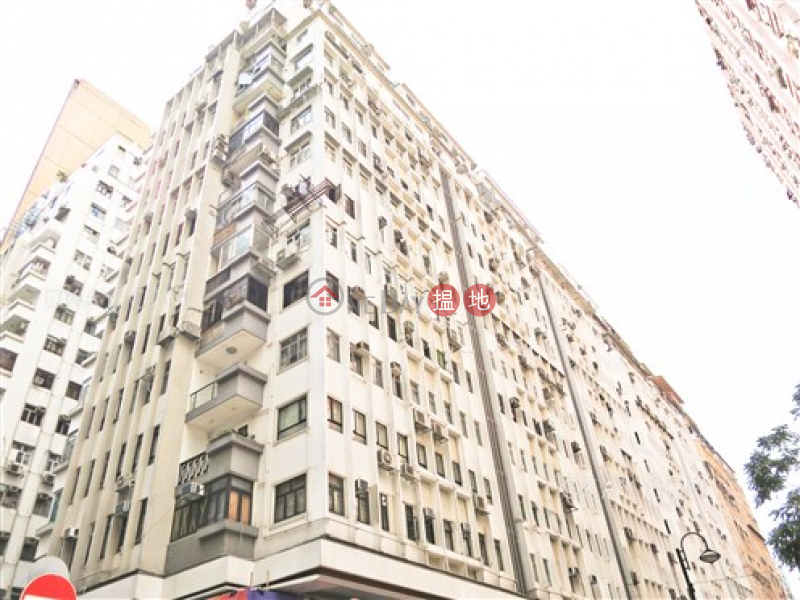 Charming 3 bedroom with balcony | Rental, Great George Building 華登大廈 Rental Listings | Wan Chai District (OKAY-R293535)