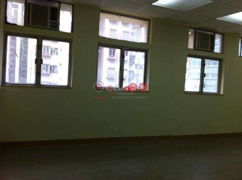 嘉洛商業大廈中層寫字樓/工商樓盤-出租樓盤 HK$ 16,800/ 月