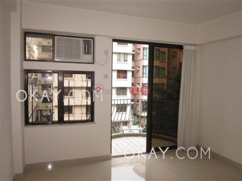 Lovely 3 bedroom with balcony & parking | Rental 87-89 Blue Pool Road | Wan Chai District Hong Kong | Rental | HK$ 48,000/ month
