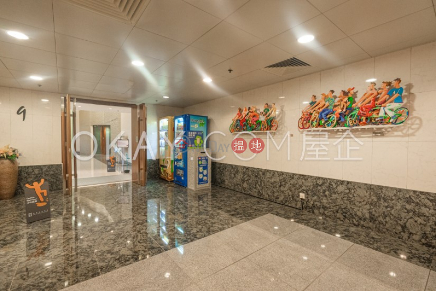 Nicely kept 2 bedroom with harbour views & parking   For Sale   80 Robinson Road   Western District   Hong Kong Sales   HK$ 28.5M