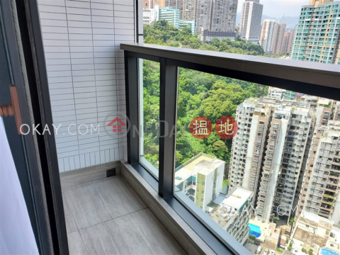 Unique 4 bedroom on high floor with balcony & parking | Rental|Fleur Pavilia Tower 1(Fleur Pavilia Tower 1)Rental Listings (OKAY-R365453)_0