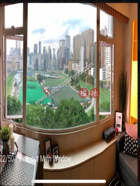 Nice Racecourse View Apartment, Winner House 常德樓 Rental Listings | Wan Chai District (A063395)