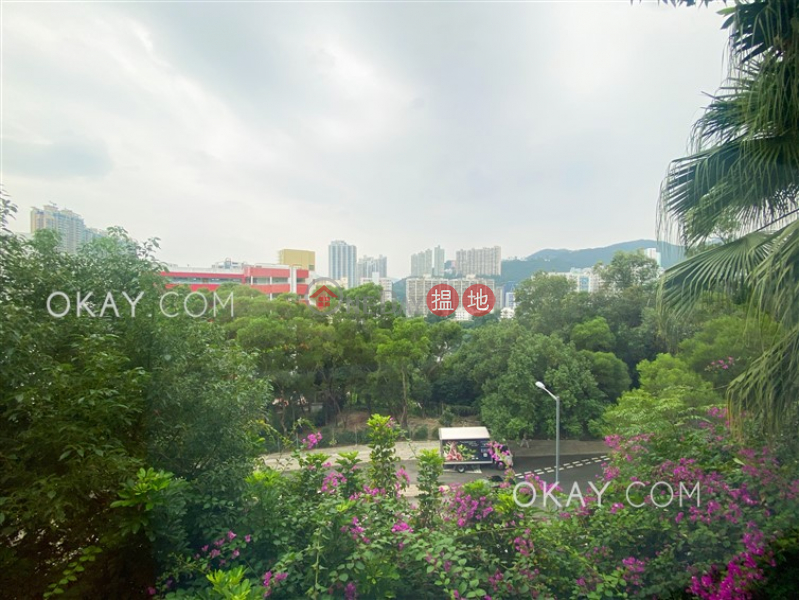 Unique 3 bedroom with balcony & parking | Rental | Laurna Villa 樂林小築 Rental Listings