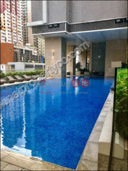 HK$ 25,000/ month | Island Crest Tower 1 | Western District, Apartment for Rent in Sai Ying Pun