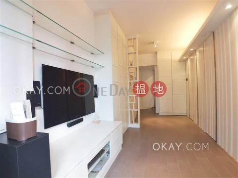 Cozy 1 bedroom on high floor with balcony | Rental|Grand Villa(Grand Villa)Rental Listings (OKAY-R63851)_0