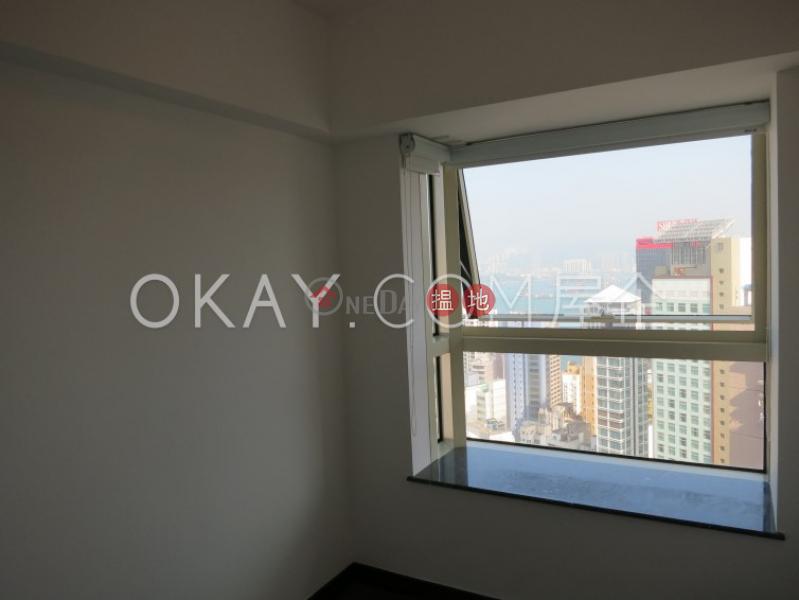 Elegant 3 bedroom on high floor with balcony | Rental, 108 Hollywood Road | Central District | Hong Kong Rental HK$ 54,000/ month