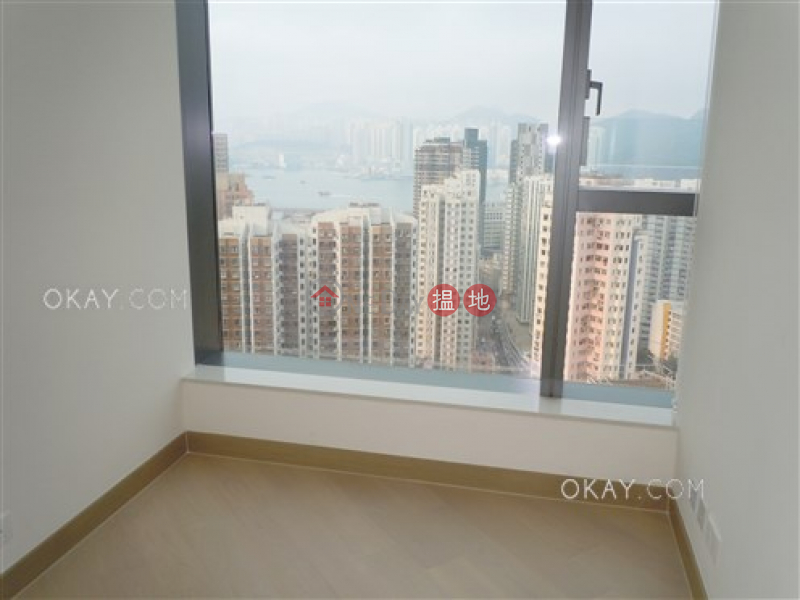 Unique 3 bed on high floor with harbour views & balcony | Rental | Lime Gala Block 1A 形薈1A座 Rental Listings