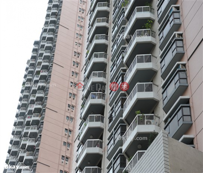 Efficient 3 bedroom with racecourse views, balcony | For Sale 19- 23 Ventris Road | Wan Chai District Hong Kong Sales, HK$ 35M