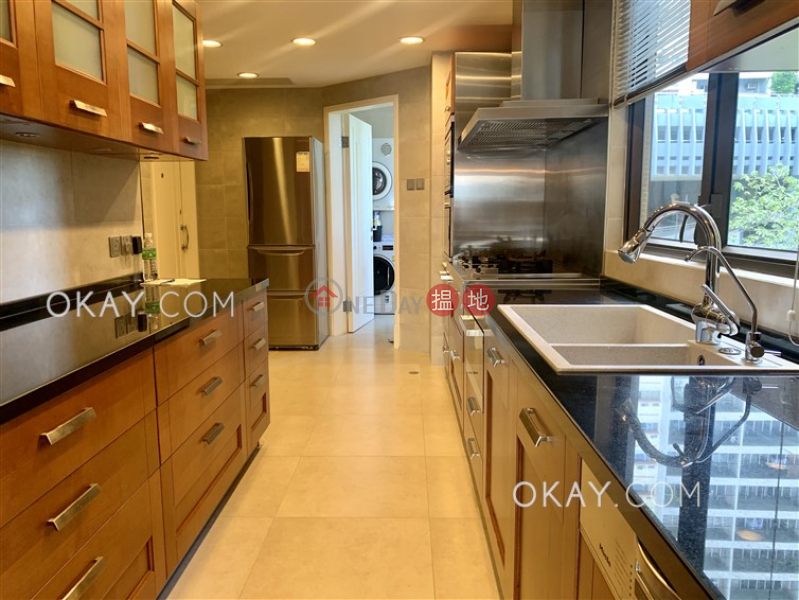 Property Search Hong Kong | OneDay | Residential Rental Listings Exquisite 3 bedroom with harbour views & balcony | Rental