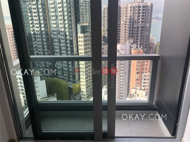 Tasteful 1 bedroom on high floor with balcony | Rental, 8 Hing Hon Road | Western District | Hong Kong | Rental HK$ 29,300/ month