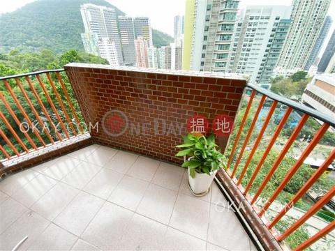Efficient 4 bedroom with balcony & parking | Rental|Fulham Garden(Fulham Garden)Rental Listings (OKAY-R49447)_0