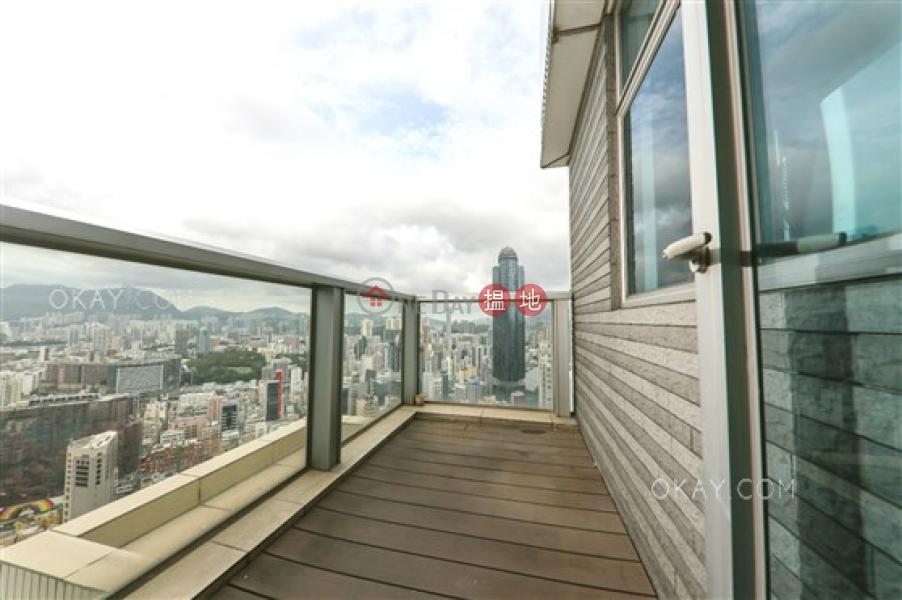 3房2廁,極高層,星級會所,露台形品‧星寓出售單位1洋松街   油尖旺香港 出售HK$ 2,380萬