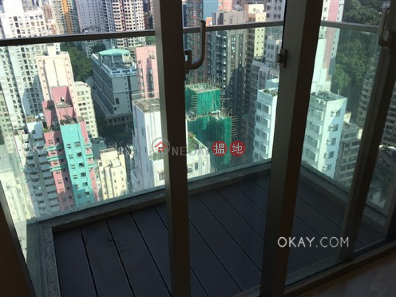 Gorgeous 2 bedroom on high floor with balcony | Rental | The Nova 星鑽 Rental Listings
