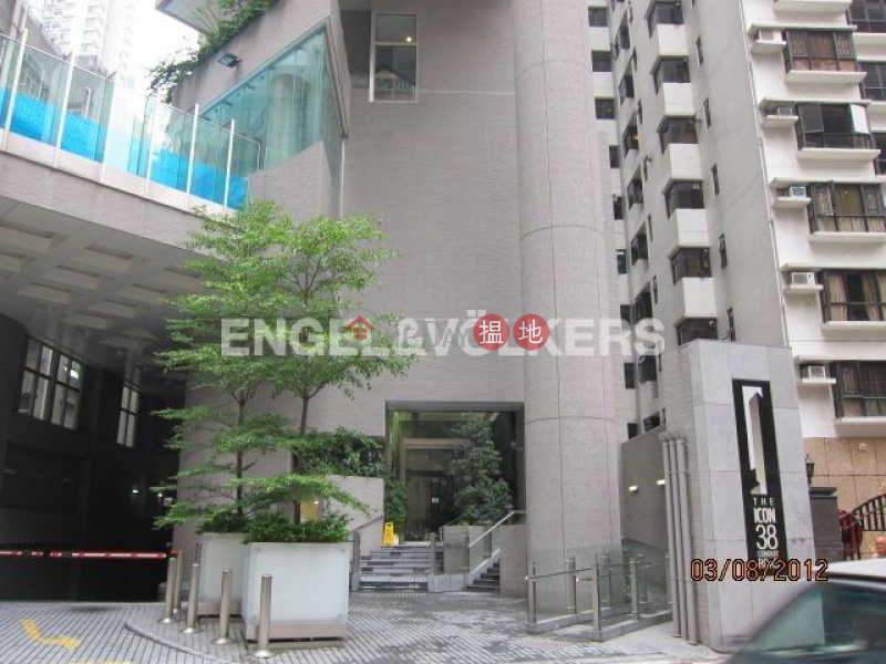 1 Bed Flat for Rent in Mid Levels West, The Icon 干德道38號The ICON Rental Listings | Western District (EVHK90773)