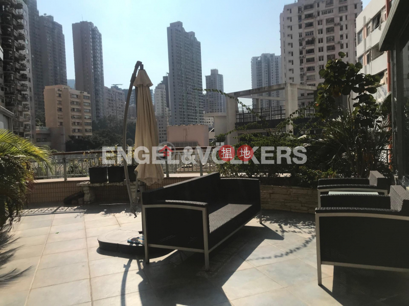 2 Bedroom Flat for Rent in Mid Levels West 2 Park Road | Western District, Hong Kong | Rental | HK$ 39,000/ month
