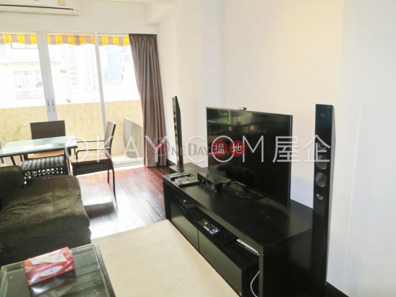 Lovely 2 bedroom on high floor with balcony   Rental   2-4 Kingston Street   Wan Chai District Hong Kong, Rental HK$ 34,000/ month