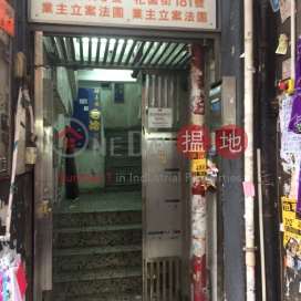 181 Fa Yuen Street,Prince Edward, Kowloon
