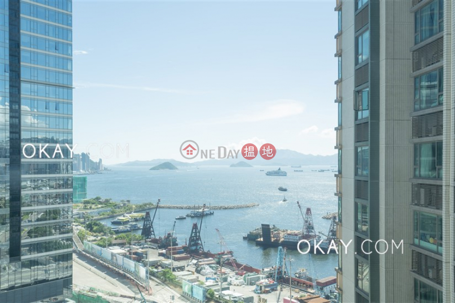 Lovely 4 bedroom on high floor with balcony | Rental 1 Austin Road West | Yau Tsim Mong Hong Kong | Rental, HK$ 75,000/ month
