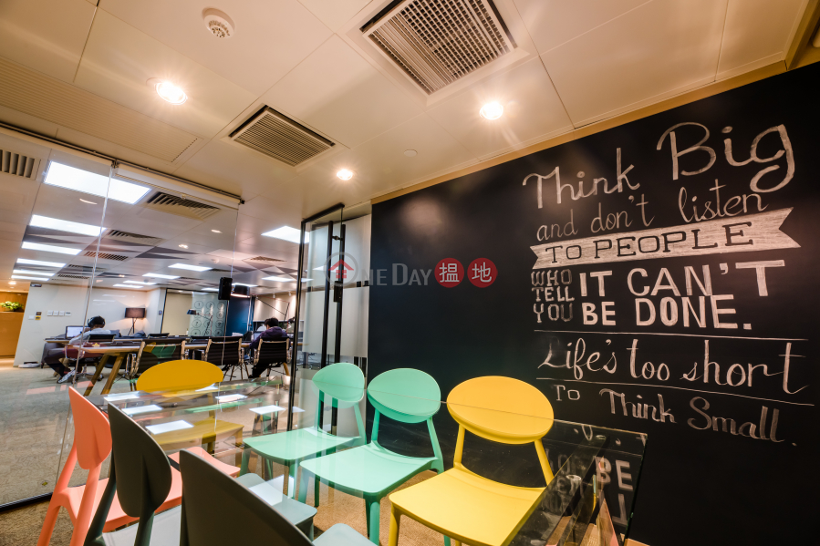 Co Work Mau I Weather the Storm With You | Causeway Bay Small Meeting Room $180/hour up | Eton Tower 裕景商業中心 Rental Listings