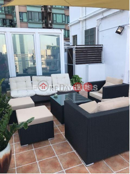 2 Bedroom Flat for Rent in Mid Levels West | 80-88 Caine Road | Western District | Hong Kong Rental HK$ 35,000/ month