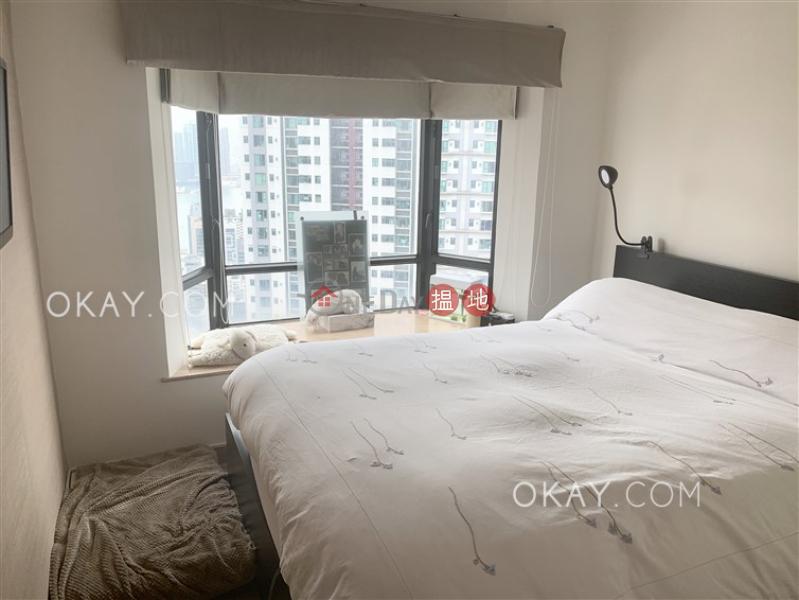 HK$ 39,000/ month   Panorama Gardens, Western District, Unique 3 bedroom on high floor   Rental