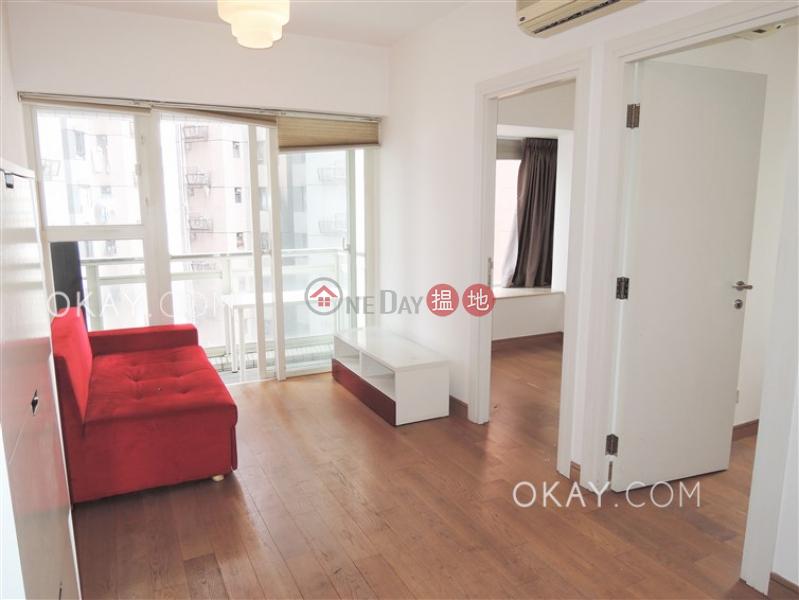 HK$ 24,500/ 月-聚賢居中區|2房1廁,星級會所,露台《聚賢居出租單位》