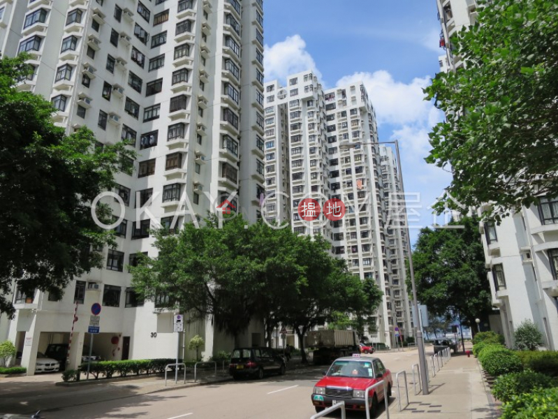 Lovely 3 bedroom on high floor with rooftop | For Sale | Heng Fa Chuen Block 6 杏花邨6座 Sales Listings