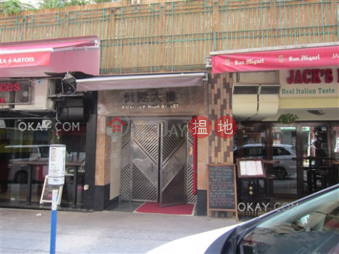 Intimate 1 bedroom with terrace | For Sale|Hang Sing Mansion(Hang Sing Mansion)Sales Listings (OKAY-S73320)_0